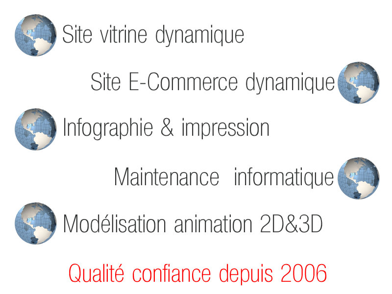 services informatique oise site Internet site e commerce dépannage informatique formation maintenace informatique
